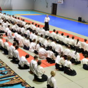 aikido stage alain peyrache bourg