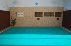 Valence Dojo aikido tatami