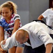 Aikido initiation cours enfant
