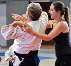 aikido cours initiation valence