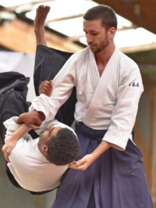aikido valence sensei art martial self defense